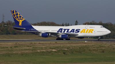 N355MC - Boeing 747-341(SF) - Polar Air Cargo