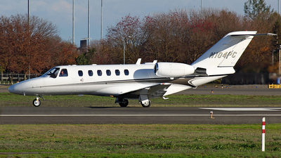 N104PC - Cessna 525A CitationJet 2 - Private