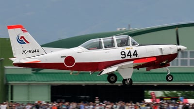 76-5944 - Fuji T-7 - Japan - Air Self Defence Force (JASDF)