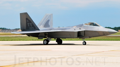 04-4070 - Lockheed Martin F-22A Raptor - United States - US Air Force (USAF)
