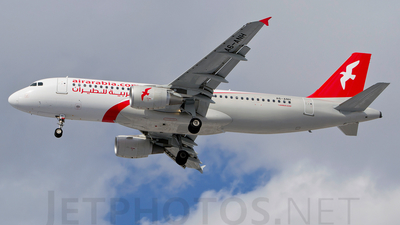 A6-ANH - Airbus A320-214 - Air Arabia