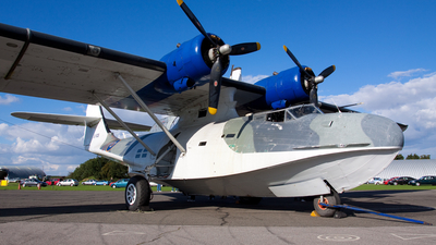 N423RS - Consolidated PBY-5A Catalina - Private