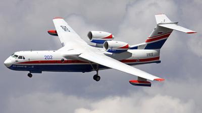 RF-21512 - Beriev Be-200ChS - Beriev Aircraft Company
