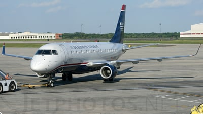 N136HQ - Embraer 170-200LR - US Airways Express (Republic Airlines)