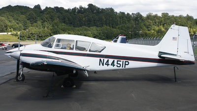 A picture of N4451P - Piper PA23160 - [231968] - © Jeroen Stroes