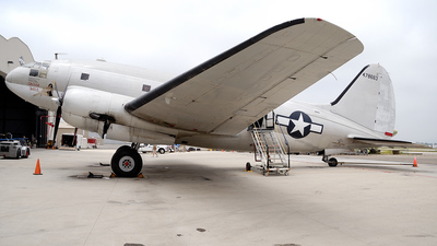 N53594 - Curtiss C-46F Commando - Commemorative Air Force