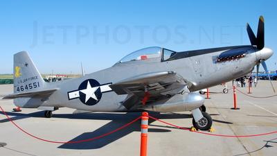 N551H - North American P-51H Mustang - Private