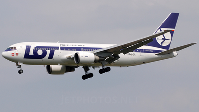 SP-LOA - Boeing 767-25D(ER) - LOT Polish Airlines