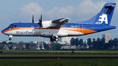 PH-XLI - ATR 42-300 - AlsaceExel
