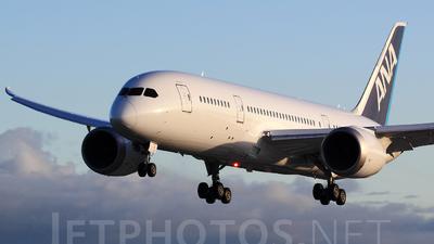 N1006F - Boeing 787-8 Dreamliner - Boeing Company