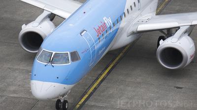 OO-JEM - Embraer 190-100STD - Jetairfly