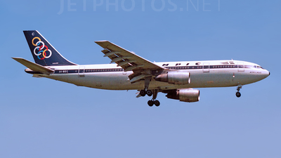 SX-BEC - Airbus A300B4-103 - Olympic Airways
