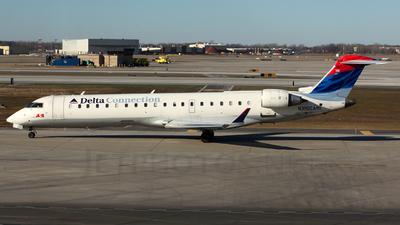 N390CA - Bombardier CRJ-701ER - Delta Connection (Atlantic Southeast Airlines)