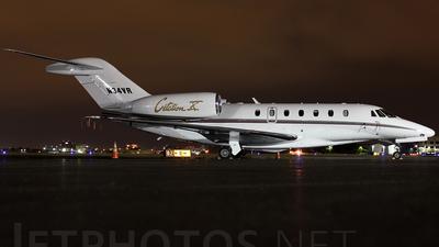 A picture of N34VR - Cessna 750 Citation X - [7500034] - © Alvaro Angarita