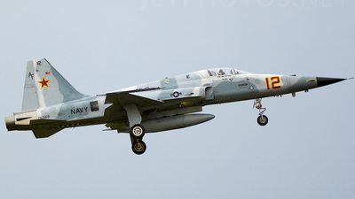 761568 - Northrop F-5N Tiger II - United States - US Navy (USN)