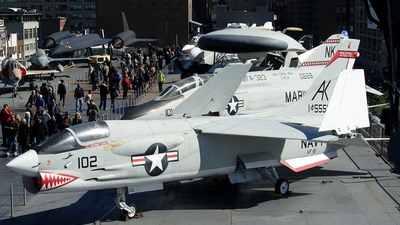 145550 - Chance Vought F-8K Crusader - United States - US Navy (USN)
