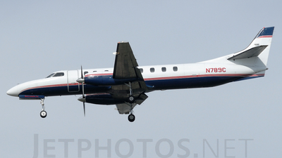 A picture of N789C - Fairchild Swearingen Metroliner - Berry Aviation - © Agustin Anaya