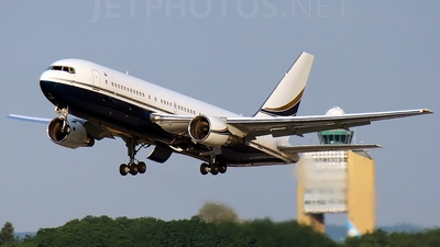 N673BF - Boeing 767-238(ER) - Private