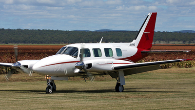 VH-FHQ - Piper PA-31-325 Navajo C/R - Private