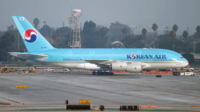 HL7614 - Airbus A380-861 - Korean Air