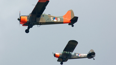 PH-DHC - De Havilland Canada U-6A Beaver - Netherlands - Air Force Historical Flight