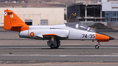 E.25-83 - CASA C-101EB Aviojet - Spain - Air Force