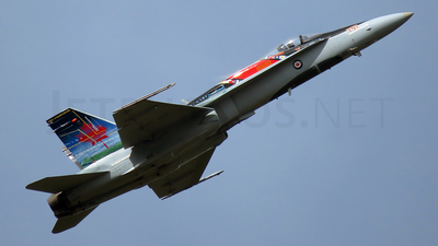 188797 - McDonnell Douglas CF-188 Hornet - Canada - Royal Air Force
