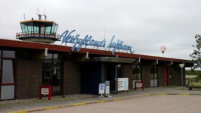 EKVJ - Airport - Terminal