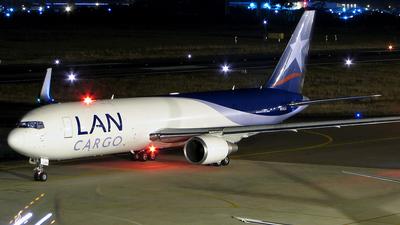 N524LA - Boeing 767-346F(ER) - LAN Cargo