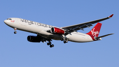 F-WWKF - Airbus A330-343 - Virgin Atlantic Airways