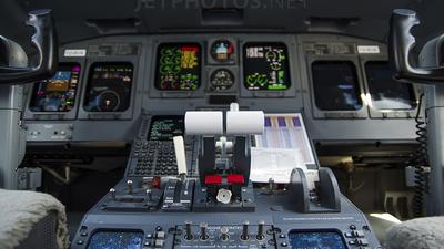 VQ-BMK - Bombardier CRJ-200ER - IrAero