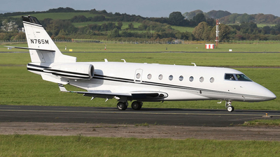 N765M - Gulfstream G200 - Private