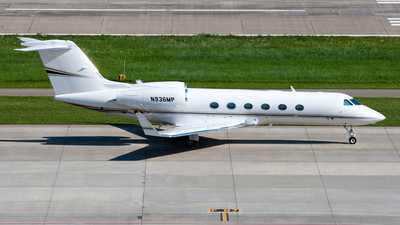 N936MP - Gulfstream G450 - Private