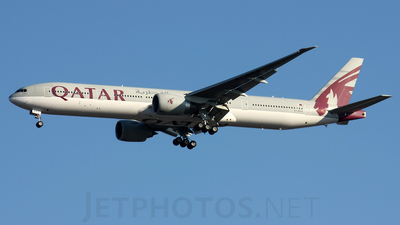A7-BAA - Boeing 777-3DZER - Qatar Airways
