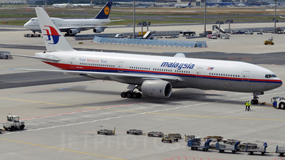 9M-MRO - Boeing 777-2H6(ER) - Malaysia Airlines