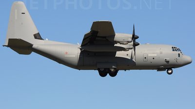 A picture of MM62175 - Lockheed C130J Hercules -  - © Roberto Arieti