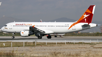 YL-LCD - Airbus A320-211 - SmartLynx Airlines