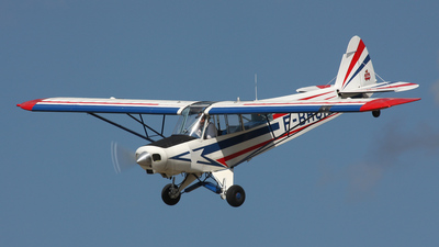 F-BRQN - Piper PA-18-150 Super Cub - Private