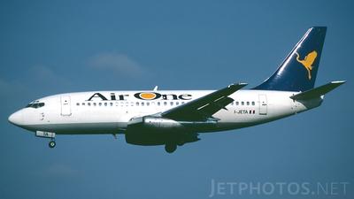 I-JETA - Boeing 737-229(Adv) - Air One