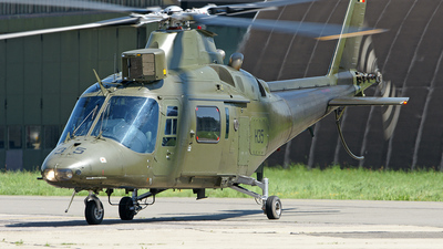 H35 - Agusta A109BA - Belgium - Air Force
