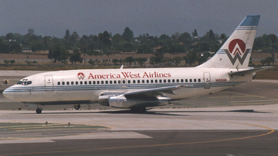 N188AW - Boeing 737-277(Adv) - America West Airlines