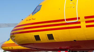 N801DH - Douglas DC-8-73(F) - DHL (ASTAR Air Cargo)