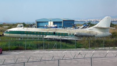 I-DABS - Sud Aviation SE 210 Caravelle VIN - Alitalia