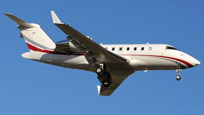 VP-CSI - Bombardier CL-600-2B16 Challenger 605 - Private