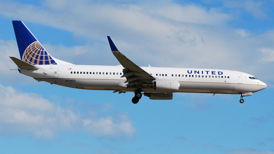 N79402 - Boeing 737-924 - United Airlines