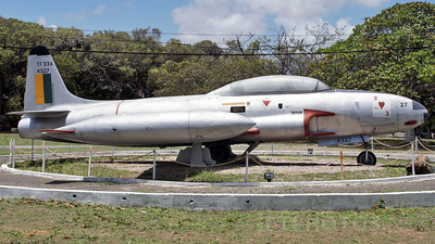 FAB4327 - Lockheed T-33 Shooting Star - Brazil - Air Force