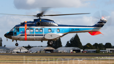 ZK-HHL - Aérospatiale AS 332L1 Super Puma - Heli Harvest