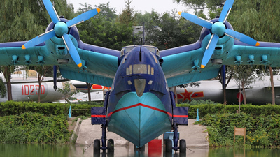 9013 - Beriev Be-6P Madge - China - Air Force