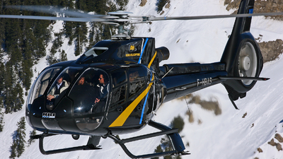 F-HBAS - Eurocopter EC 130B4 - Azur Helicoptere