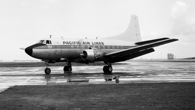 N40438 - Martin 4-0-4 - Pacific Airlines